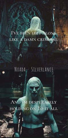 Prince Nuada Silverlance. Lyrics from shot in the dark