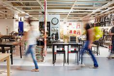 Ikea bringt eine eigene Virtual-Reality-App, damit man das Möbelhaus aus der Ferne durchstreifen kann