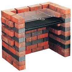 Landmann DIY Make Your Own Brick BBQ - £32.50 - Ray Grahams DIY Store