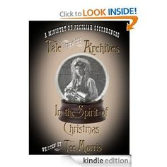 """It's Christmas Eve, and Wellington and Eliza investigate an incredible haunting in the heart of London. What looks to be a job well done in the end quickly becomes a lump of coal in their stockings when their client takes some offense…"" A Ministry short story for the Christmas season. Also available on the Nook, Kobo and Smashwords"