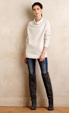 Those boots and the Clouds Above Cowlneck #Anthroregistry