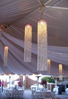 WHITE WEDDING DAY EVENTS - Lighting