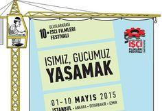 10. Uluslararası İşçi Filmleri Festivali Devam Ediyor - Edebiyat Haber Portalı