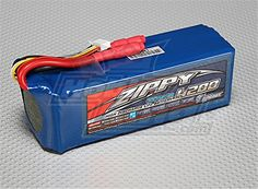 #super #Zippy Flightmax LiFePo4 flat Pack batteries deliver full capacity & discharge as well as being the best value batteries in the hobby market today! Spec: ...