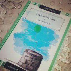 Sfida 8 della #ireadchallengemay di @leggendoabari - Libro in lettura: Il palloncino verde di Stefano Mosca  #libri #leggere #lettura #books #bookstagram #instalibro #instabook #bookish #booklover #bookporn #booklover #bookaddict #instalike #like #instagood #book #bookblog #libro #edizionipsiconline #passionelettura #amoilibri #insta #booksofinstagram #picoftheday #bookstagrammer