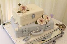 Vintage Wedding Cake 27