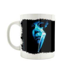 Mug Halloween Officiel - Michael Myers Michael Myers, Halloween, Officiel, Mugs, Clowns, Tableware, Horror Makeup, Products, Accessories