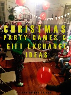 Christmas PartyIdeas to make your own Christmas party unique and fun