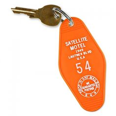 I remember when we used regular keys at motels......sweet!