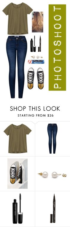 """""""Photoshoot Outfit"""" by mrsmendes101 ❤ liked on Polyvore featuring Lee, 2LUV, Converse, Chapstick, Marc Jacobs and Smith & Cult"""