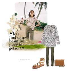 """""""Untitled #1416"""" by angelworlds21 ❤ liked on Polyvore featuring rag & bone/JEAN and Tory Burch"""