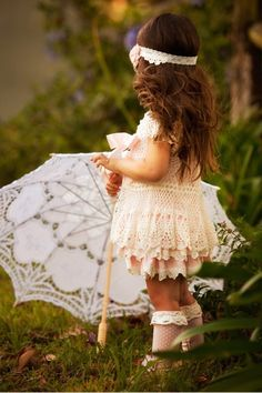 Dollcake Tea Cosy Vanilla Crochet Overlay Top (Oh So Girly) **ON SALE**   One Good Thread