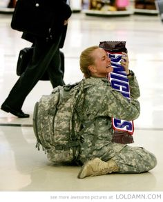 I feel bad for laughing…funny snickers bar photoshoped