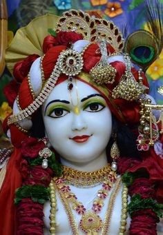Lord Krishna Images, Radha Krishna Pictures, Radha Krishna Photo, Krishna Art, Shree Krishna Wallpapers, Lord Krishna Hd Wallpaper, Baby Krishna, Cute Krishna, Baby Ganesha