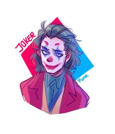 I empty my gallery, but I do not want to lose the pictures, so put them here and steal me step: THINGS . Joker Batman, Joker Cartoon, Batman Arkham City, Joker Y Harley Quinn, Joker Art, Batman Art, Gotham City, Batman Robin, Joker Drawings