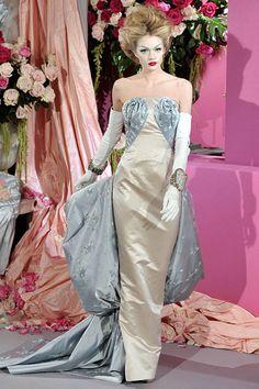 Christian Dior 2010 Haute Couture