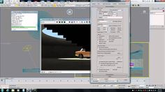 3Dean: How To Render Elements Using 3ds Max, Vray and After Effects