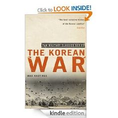 On sale today for £0.99: The Korean War by Max Hastings, 512 pages, 4.4 stars, 33 reviews. (Please LIKE and REPIN if you love daily deal #Kindle eBooks like this.)