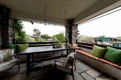 spitaki village Greece Holiday, Beach Photos, Corner Desk, Cottage, Holidays, Mansions, Country, House, Furniture