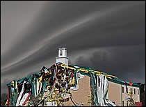 CDC: Safety after a tornado.