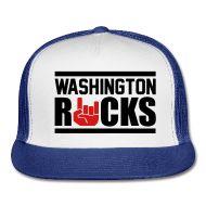 Caps ~ Trucker Cap ~ DC Hat