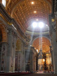 St. Peter's Bascilica, Vatican, Italy