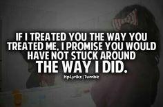 True ;(