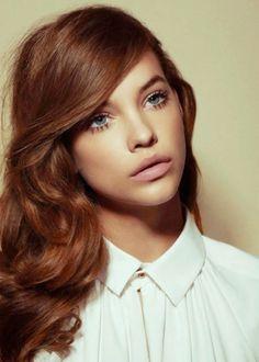 Schöne Haarfarbe - http://frisurengalerie.xyz/schone-haarfarbe/
