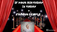 Birthdays of April 2019 - Good life vibes Life Is Good, Birthdays, 18th, Anniversaries, Life Is Beautiful, Birthday, Birth Day