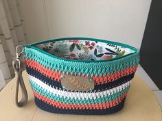 Ravelry: sleighty's Another Happy Fun Pouch