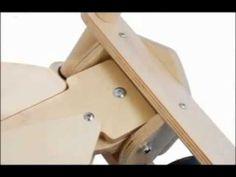 detalle bici de madera sin pedales para niños. El País de los Juguetes.wmv - YouTube