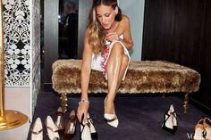 Amazon pone a nuestra disposición la colección de zapatos de Sarah Jessica Parker