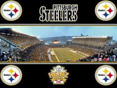 Best Stadium ever!!!!  Heinz Field!!!!