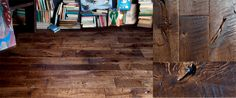Antique Oak handmade floor Cabana Collection  www.antiqueoak.pl
