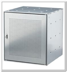 Metal Cube Storage System