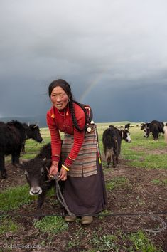 ( - p.mc.n. ) Nomads of Litang