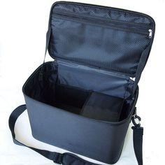 画像2: ショルダー付きメイクケース(小) Box Bag, Makeup Case, Vanity, Backpacks, Table, Bags, Dressing Tables, Handbags, Powder Room