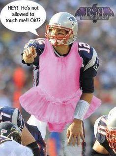 Oh Brady lol
