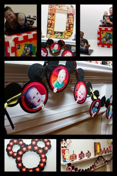 """Photo 1 of 14: Mickey Mouse / Birthday """"Meeska Mouska Mickey Mouse Fun! Drew Turns ONE!"""" 