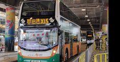 Bus to the peak
