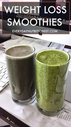 perfect smoothie for weight loss