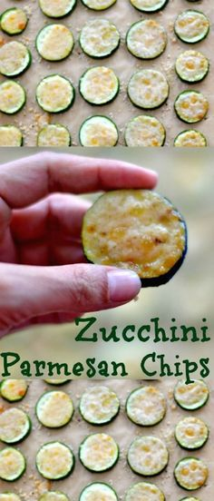 The Best Homemade Zucchini Parmesan Chips. The perfect healthy finger food snack… The Best Homemade Zucchini Parmesan Chips. The perfect healthy finger food snack recipe. Low carbs, paleo and keto friendly. Perfect for kids and adults. Parmesan Chips, Zucchini Parmesan, Healthy Finger Foods, Healthy Snacks, Healthy Eating, Healthy Recipes For Kids, Keto Snacks, Healthy Life, Appetizer Recipes