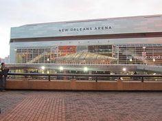 New Orleans Arena - New Orleans, LA - 2013 Women's Final Four