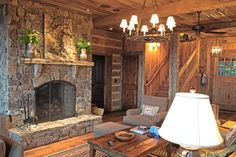 Custom Log Homes | Log Cabin House Plans | Rustic Home Plans