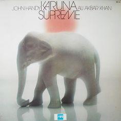 John Handy + Ali Akbar Khan - Karuna Supreme