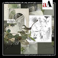 ArtPlay Palette Mist
