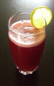 Grape - Lime Juice Recipe