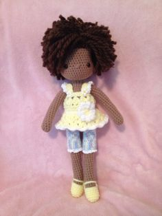My Crochet Doll, Amigurumi doll