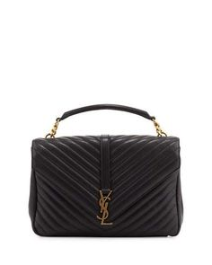 2cf23840655 $2,590.00 YSL Chain Shoulder Bag, Shoulder Bags, Hand Bags, Monogram, Saint  Laurent