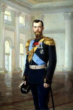 Nikolaj Alexandrowitsch Romanow kam am 18. Mai 1868[2]als ältester Sohn desZarewitschAlexander, des späteren ZarenAlexandersIII., und dessen Ehefrau Maria Fjodorowna (geborene PrinzessinDagmar von Dänemark) imAlexanderpalastvonZarskoje Selozur Welt. Sein Großvater war der regierende ZarAlexanderII. oo mit Alix